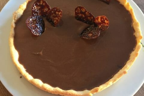 Tarte aux carambars Thermomix par Marge.S