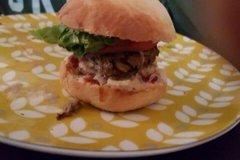Mini burgers Thermomix par MadameSo